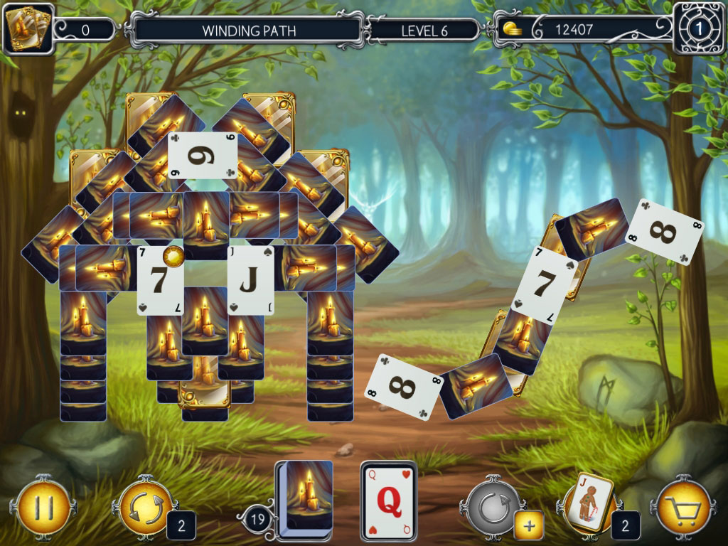 Mystery Solitaire: Grimm's tales Free Download Screenshots 9
