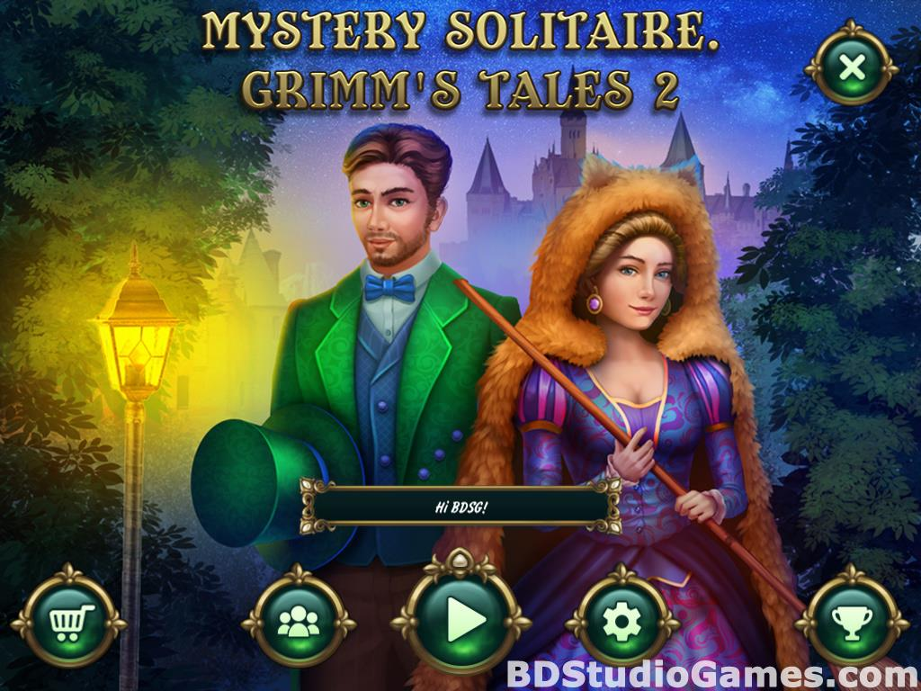 Mystery Solitaire: Grimms Tales 2 Free Download Screenshots 01