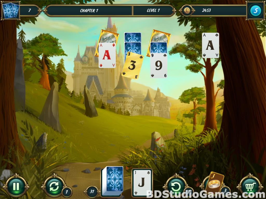 Mystery Solitaire: Grimms Tales 2 Free Download Screenshots 11