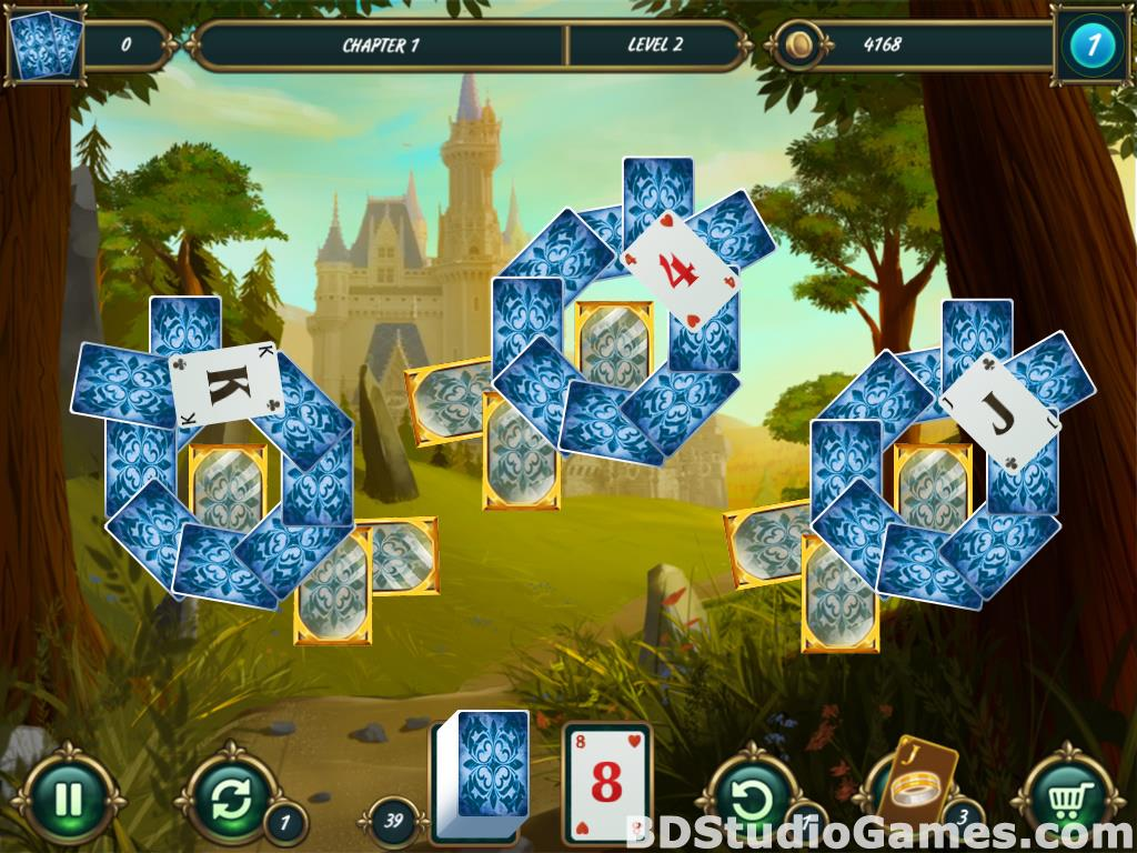 Mystery Solitaire: Grimms Tales 2 Free Download Screenshots 14