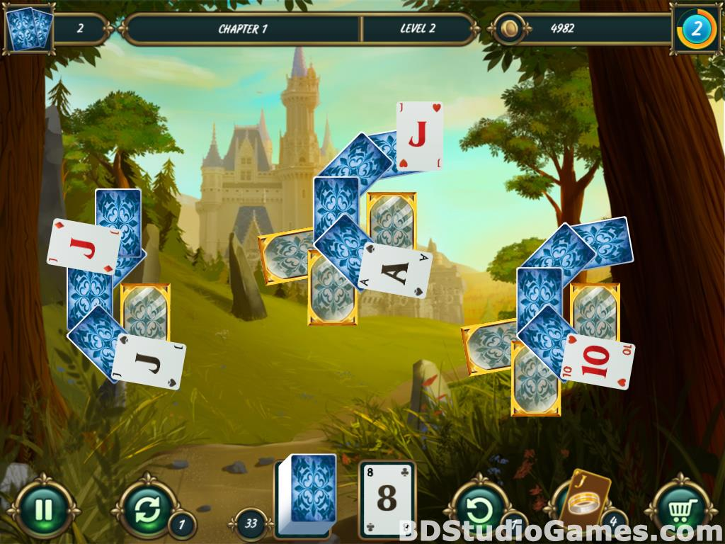 Mystery Solitaire: Grimms Tales 2 Free Download Screenshots 15