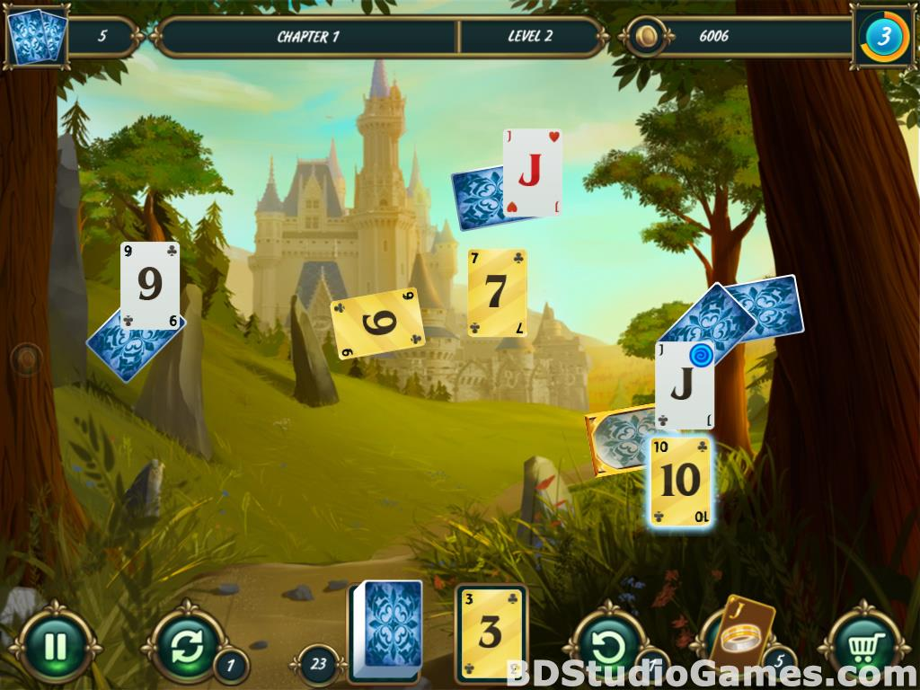 Mystery Solitaire: Grimms Tales 2 Free Download Screenshots 16