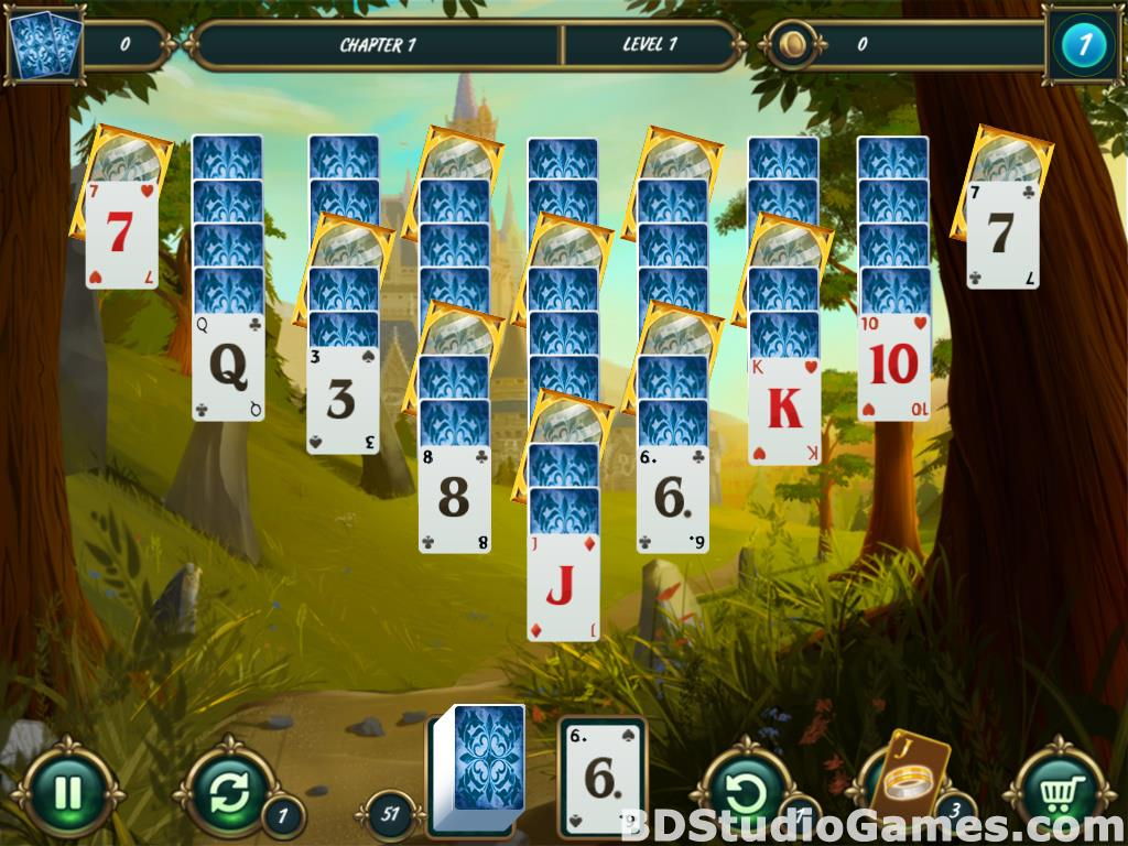 Mystery Solitaire: Grimms Tales 2 Free Download Screenshots 09