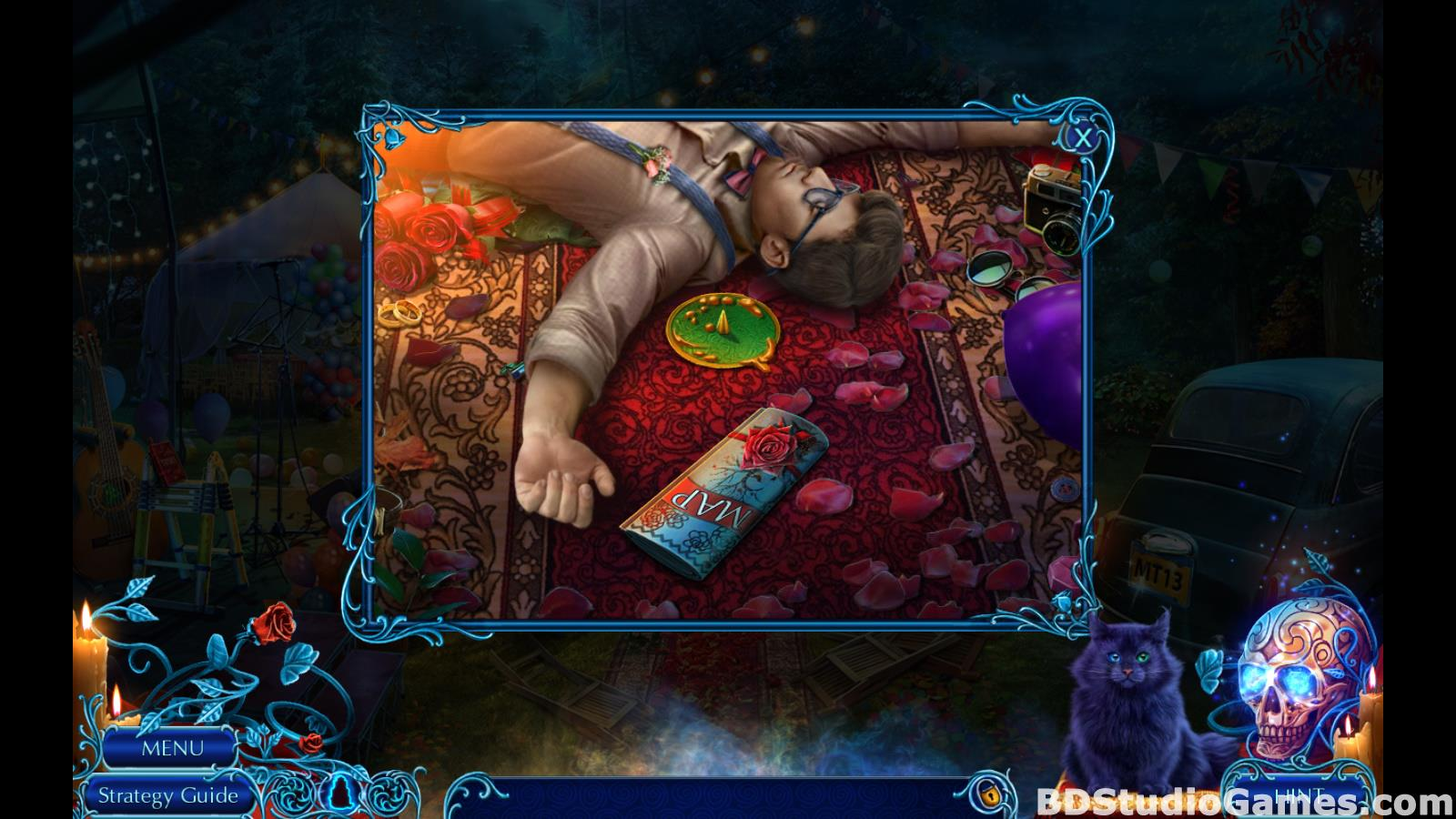 Mystery Tales: Til Death Collector's Edition Free Download Screenshots 09