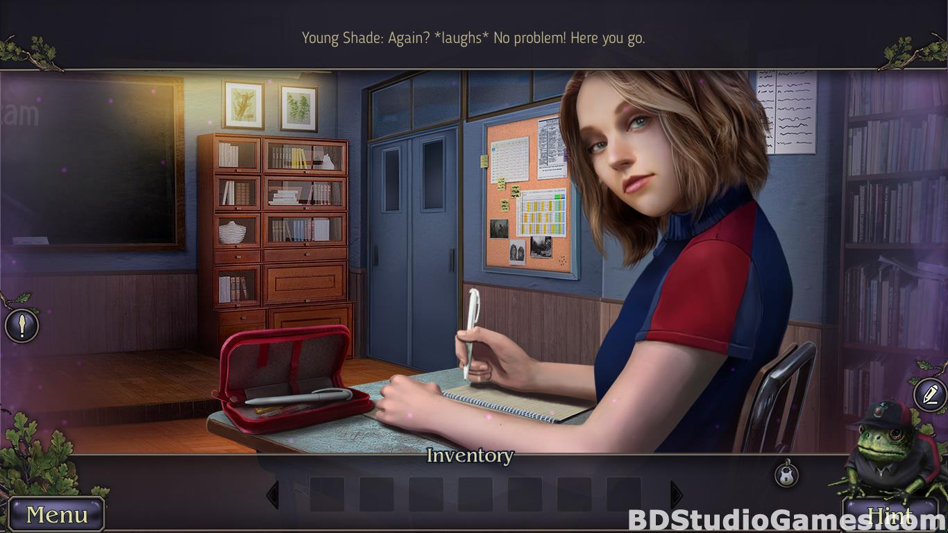 Mystery Trackers: Fatal Lesson Collector's Edition Free Download Screenshots 06