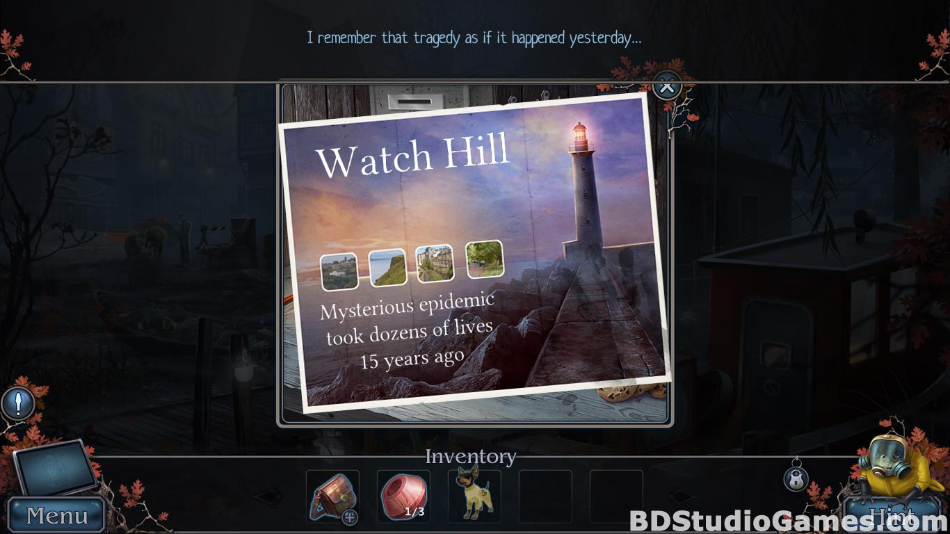 Mystery Trackers: The Secret of Watch Hill Collector's Edition Free Download Screenshots 12