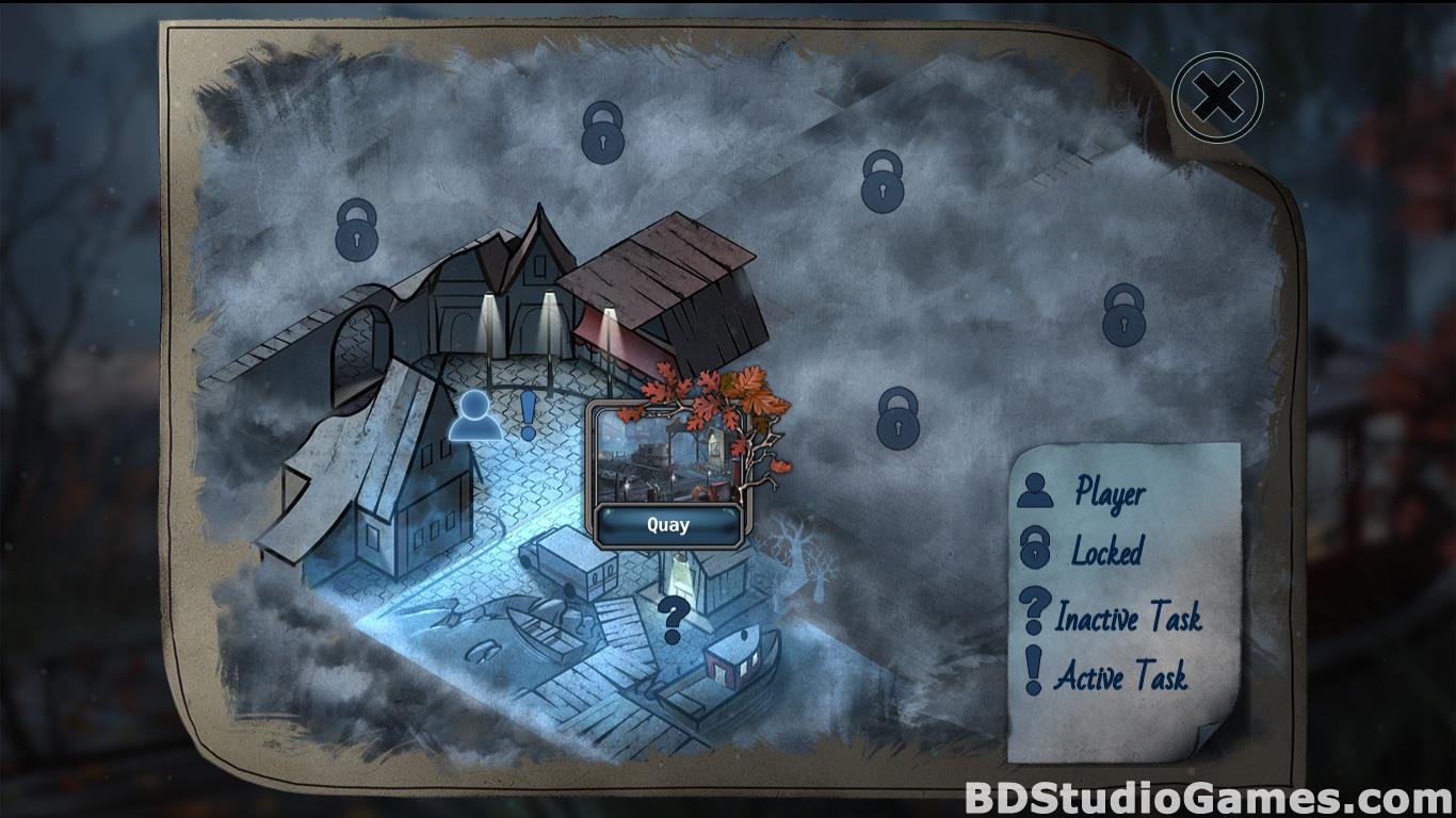 Mystery Trackers: The Secret of Watch Hill Collector's Edition Free Download Screenshots 17