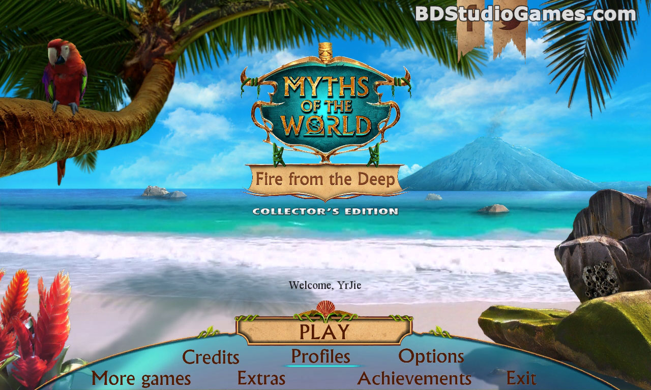 Myths of the World: Fire from the Deep Collector's Edition Free Download Screenshots 1