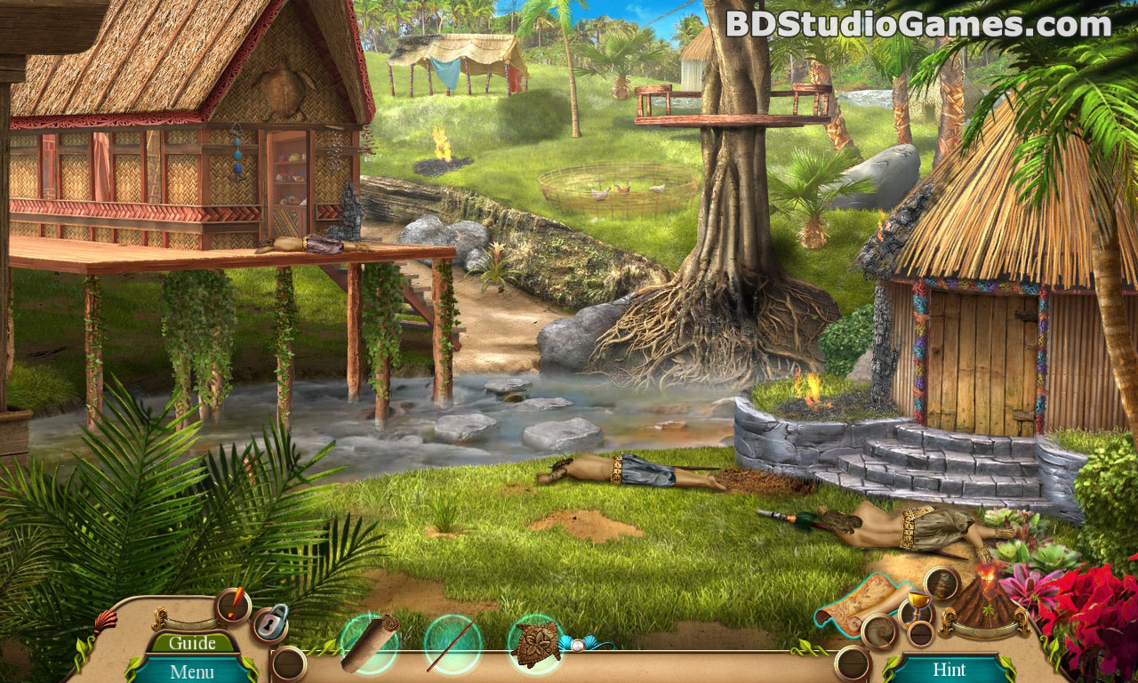 Myths of the World: Fire from the Deep Collector's Edition Free Download Screenshots 3