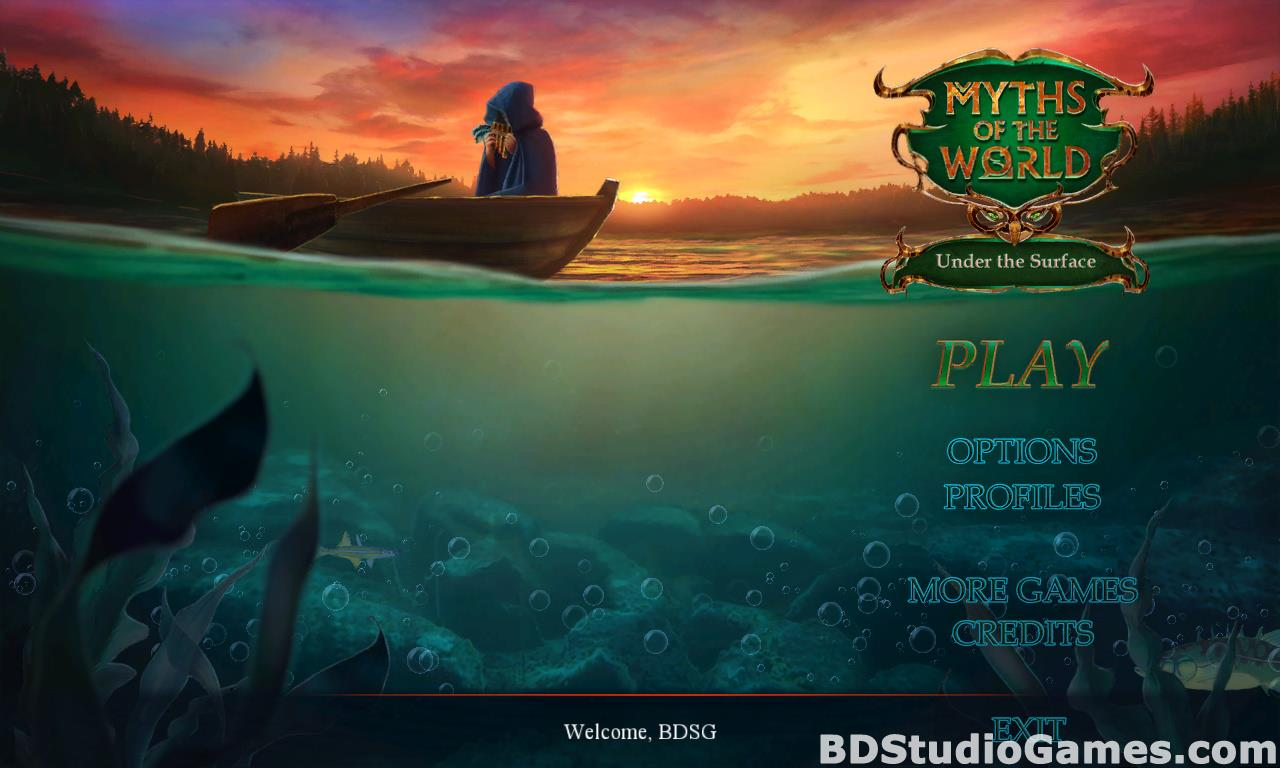 Myths of the World: Under the Surface Collector's Edition Free Download Screenshots 02