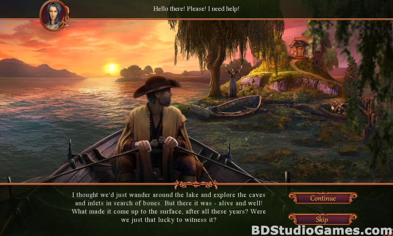 Myths of the World: Under the Surface Collector's Edition Free Download Screenshots 07