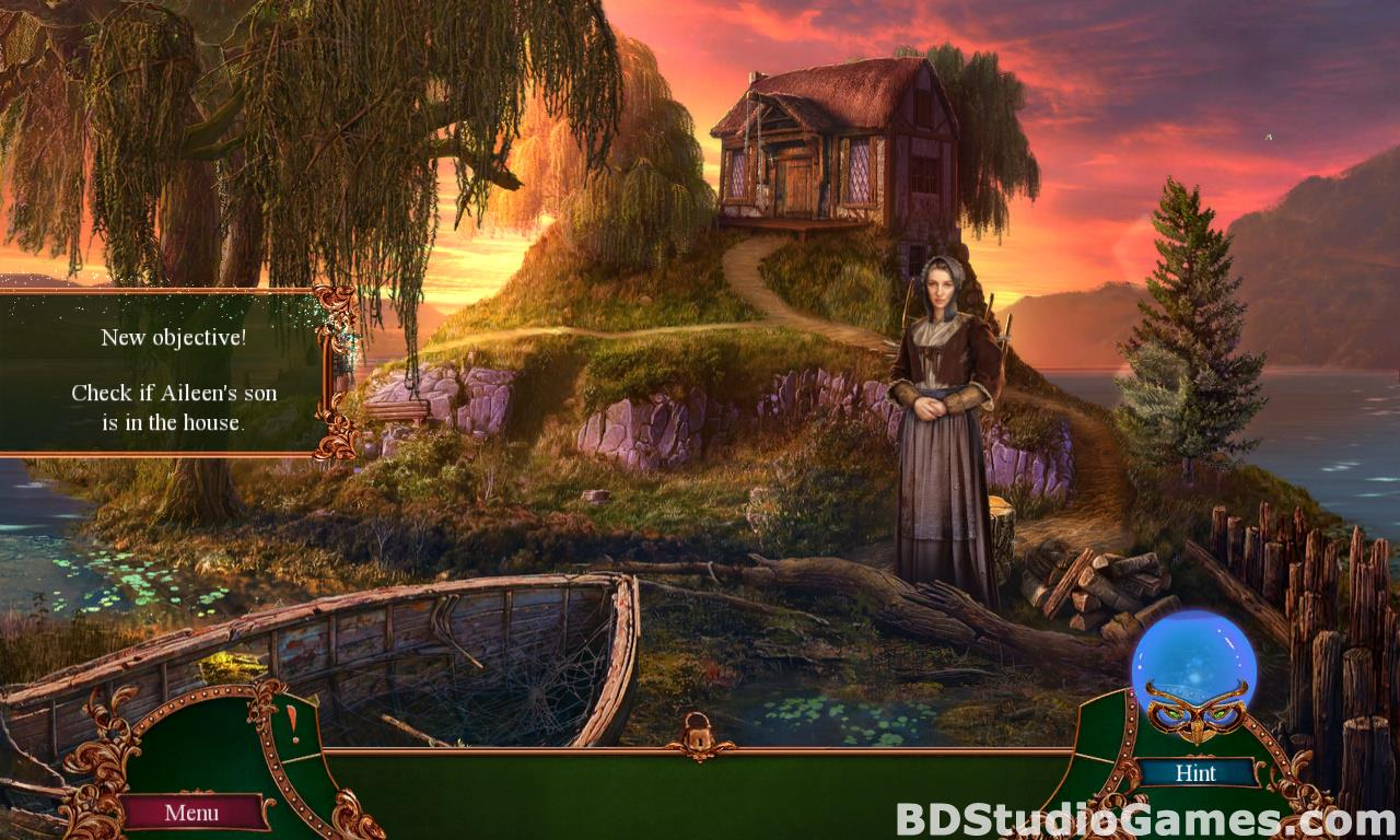 Myths of the World: Under the Surface Collector's Edition Free Download Screenshots 09