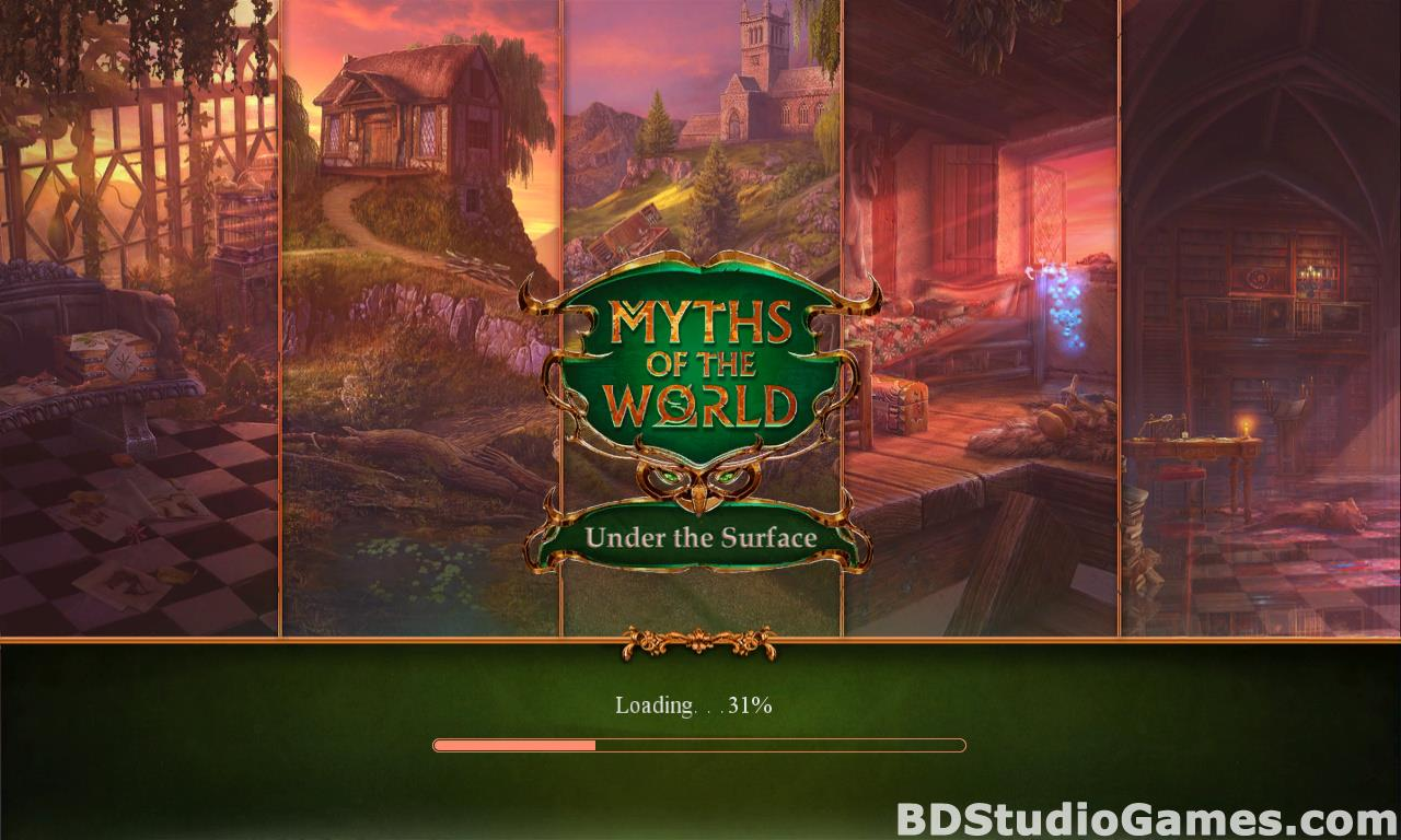 Myths of the World: Under the Surface Game Download Screenshots 01