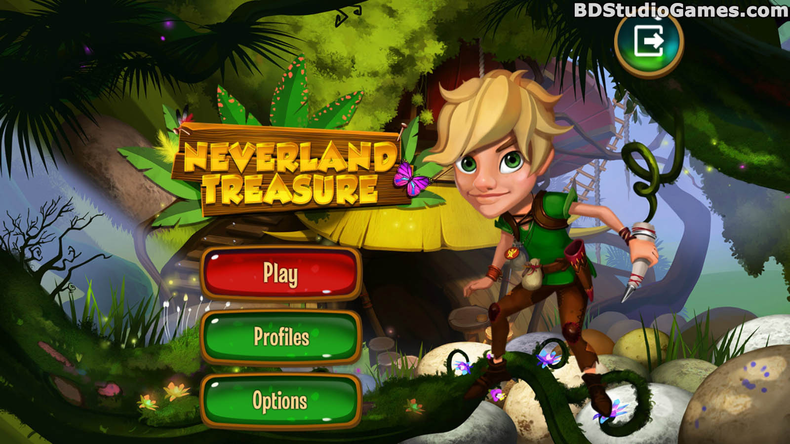 Neverland Treasure Free Download Screenshots 01