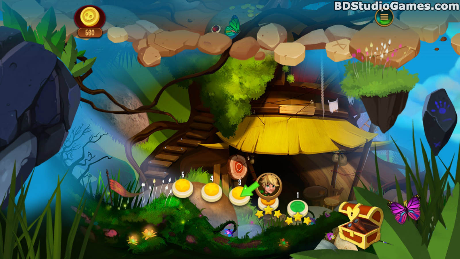 Neverland Treasure Free Download Screenshots 13