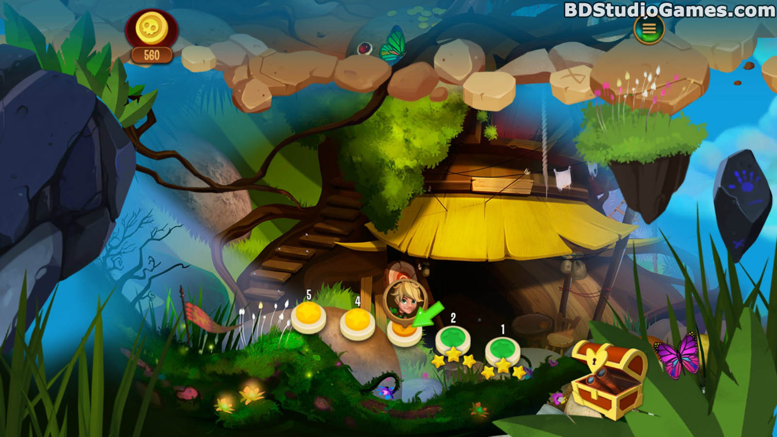 Neverland Treasure Trial Version Free Download Full Version Buy Now Screenshots 09