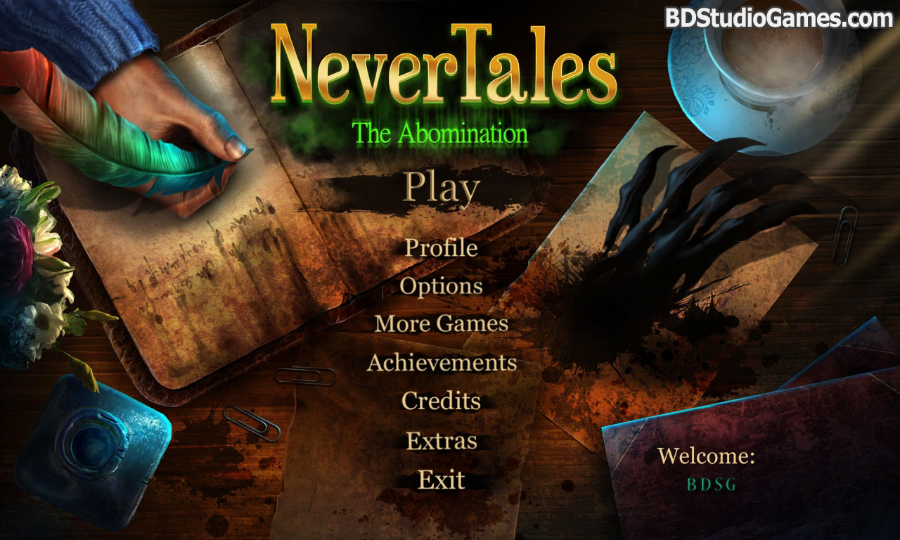 NeverTales: The Abomination Collector's Edition Free Download Screenshots 1