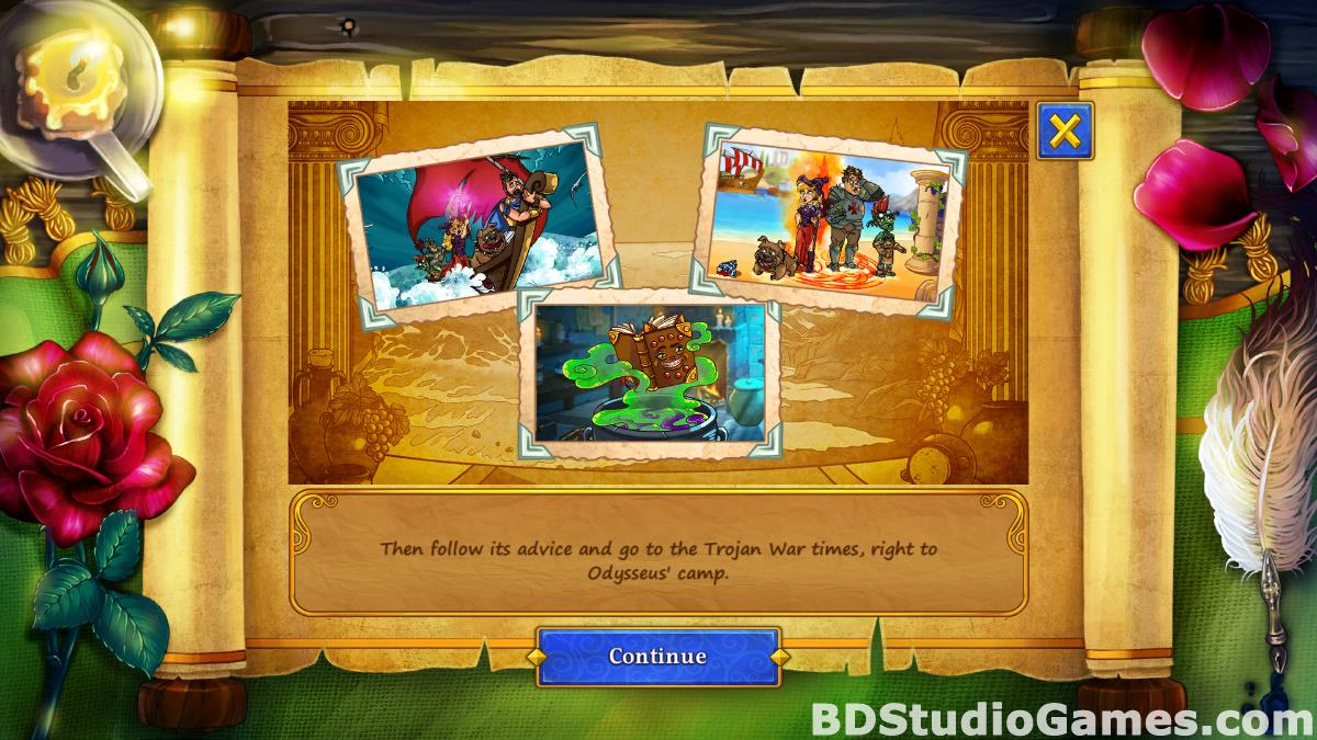 New Yankee 9: The Evil Spellbook Collector's Edition Free Download Screenshots 04