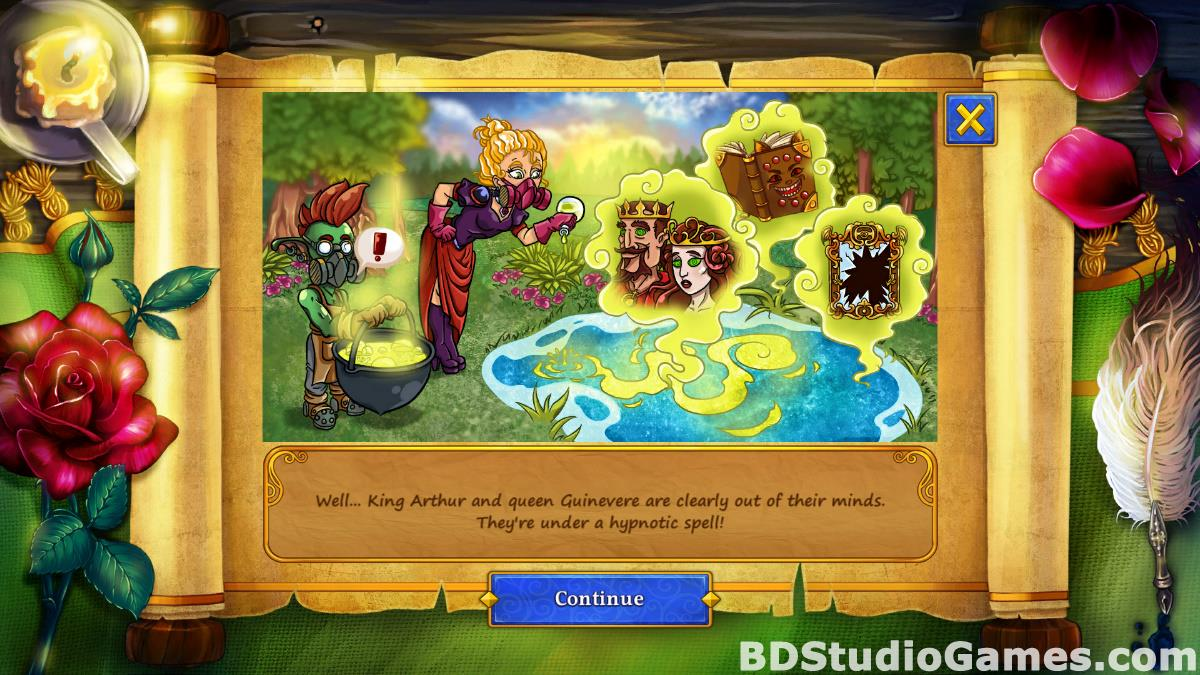 New Yankee 9: The Evil Spellbook Collector's Edition Free Download Screenshots 07