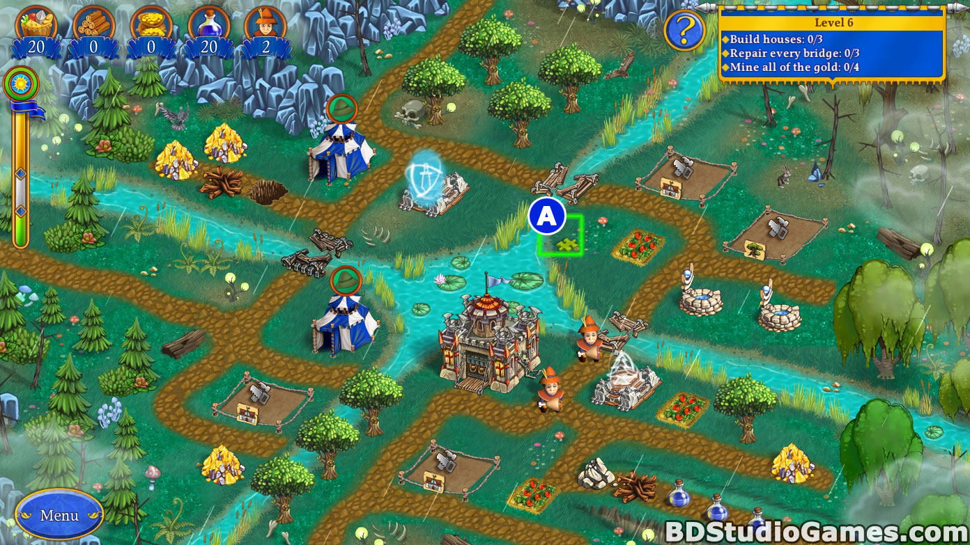 New Yankee In King Arthur's Court 5 Puzzle Pieces Screenshots 6