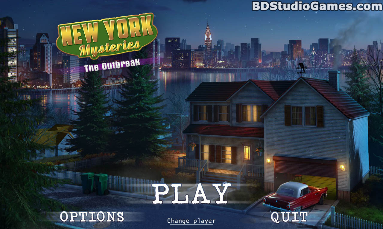 New York Mysteries: The Outbreak Collector's Edition Free Download Screenshots 01