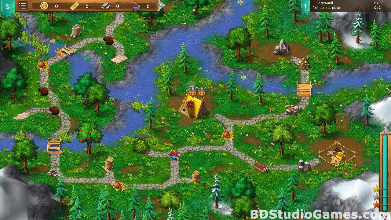 Northland Heroes: The missing druid Free Download Screenshots 18