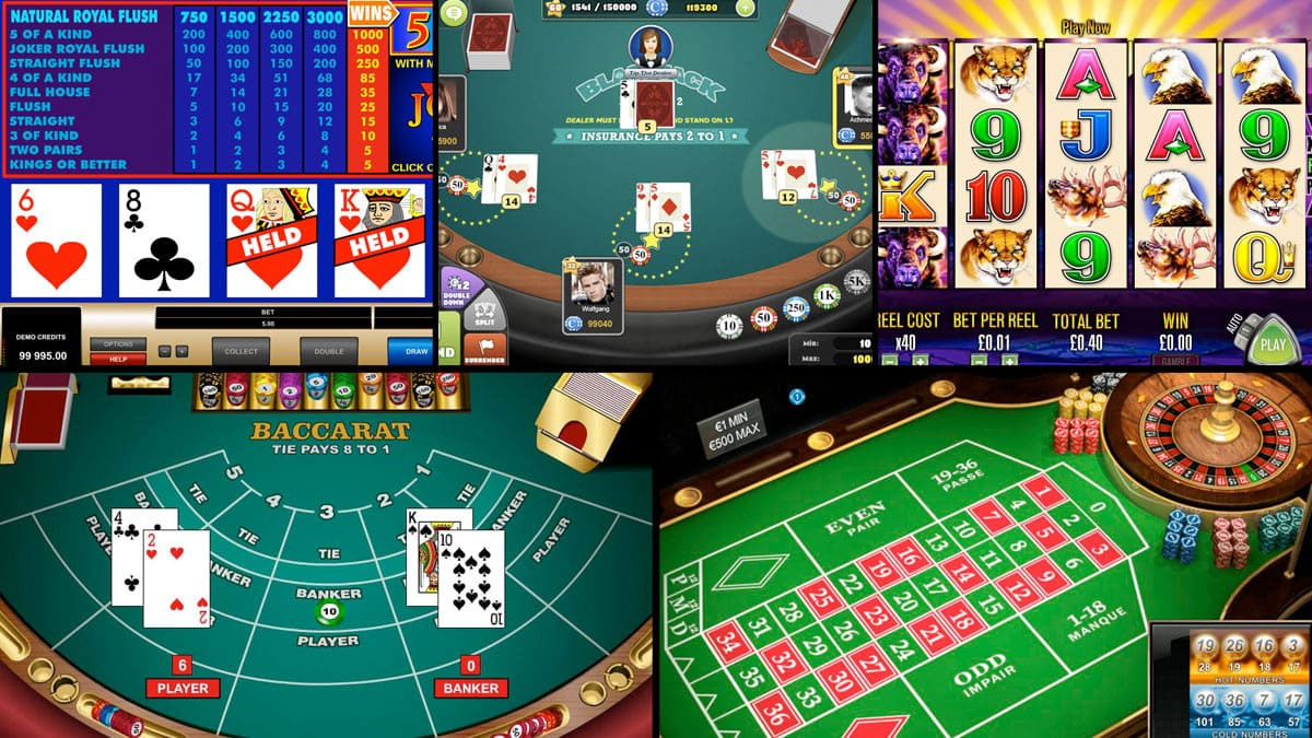 Casino cash games