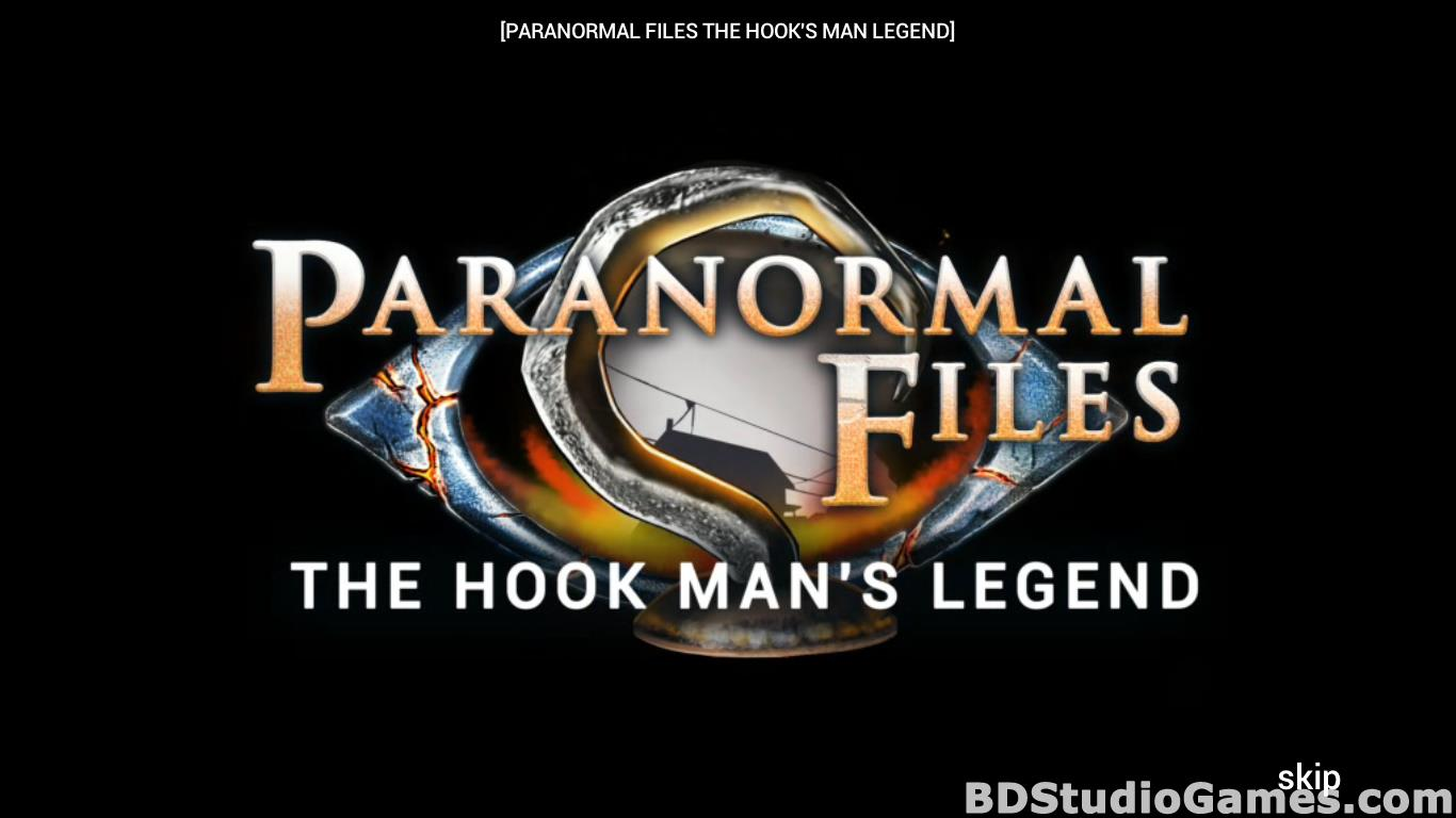 Paranormal Files: Hook Man's Legend Collector's Edition Free Download Screenshots 01
