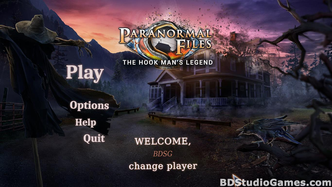 Paranormal Files: Hook Man's Legend Collector's Edition Free Download Screenshots 02