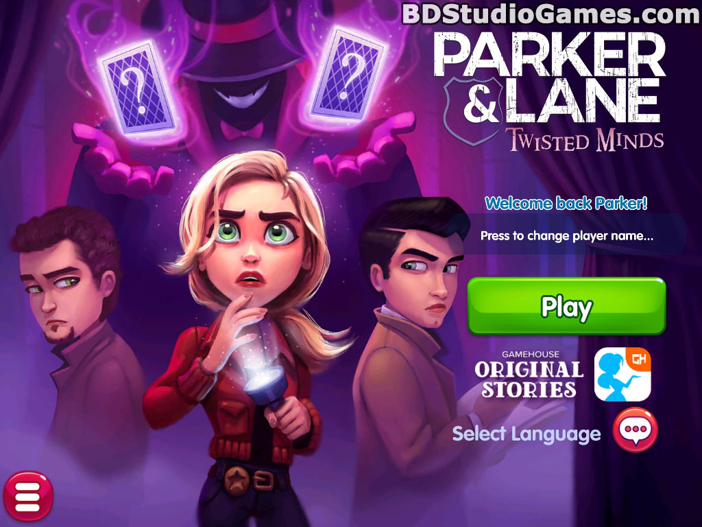 Parker & Lane: Twisted Minds Collector's Edition Free Download Screenshots 1
