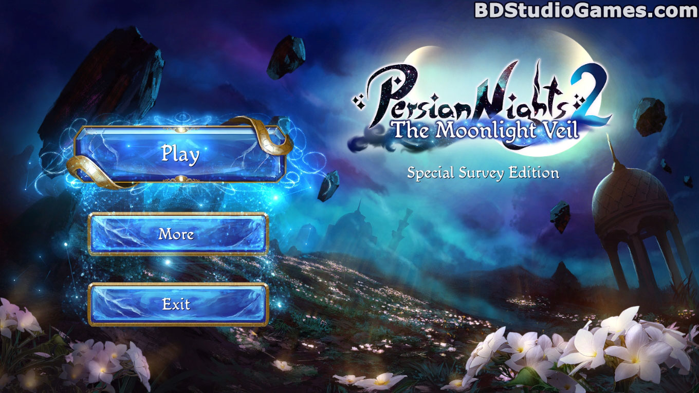 Persian Nights 2: The Moonlight Veil Collector's Edition Free Download Screenshots 1