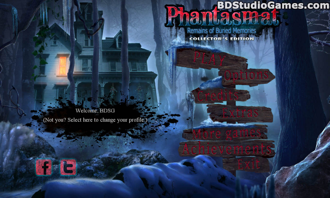 Phantasmat: Remains of Buried Memories Collector's Edition Free Download Screenshots 10