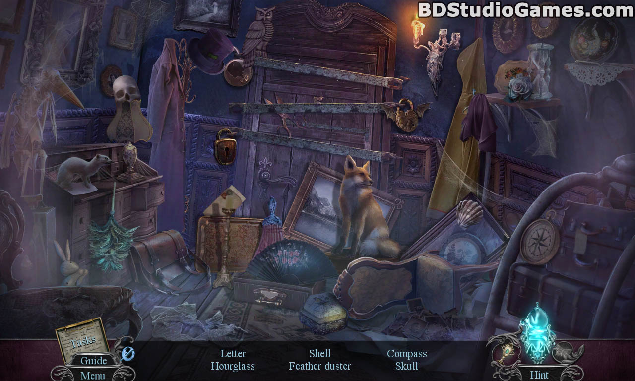 Phantasmat: Remains of Buried Memories Collector's Edition Free Download Screenshots 05