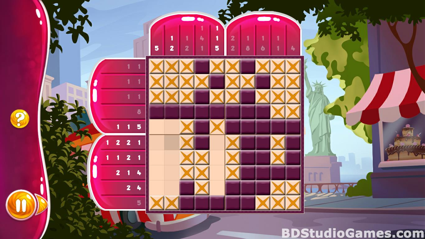 Picross BonBon Nonograms Free Download Screenshots 17