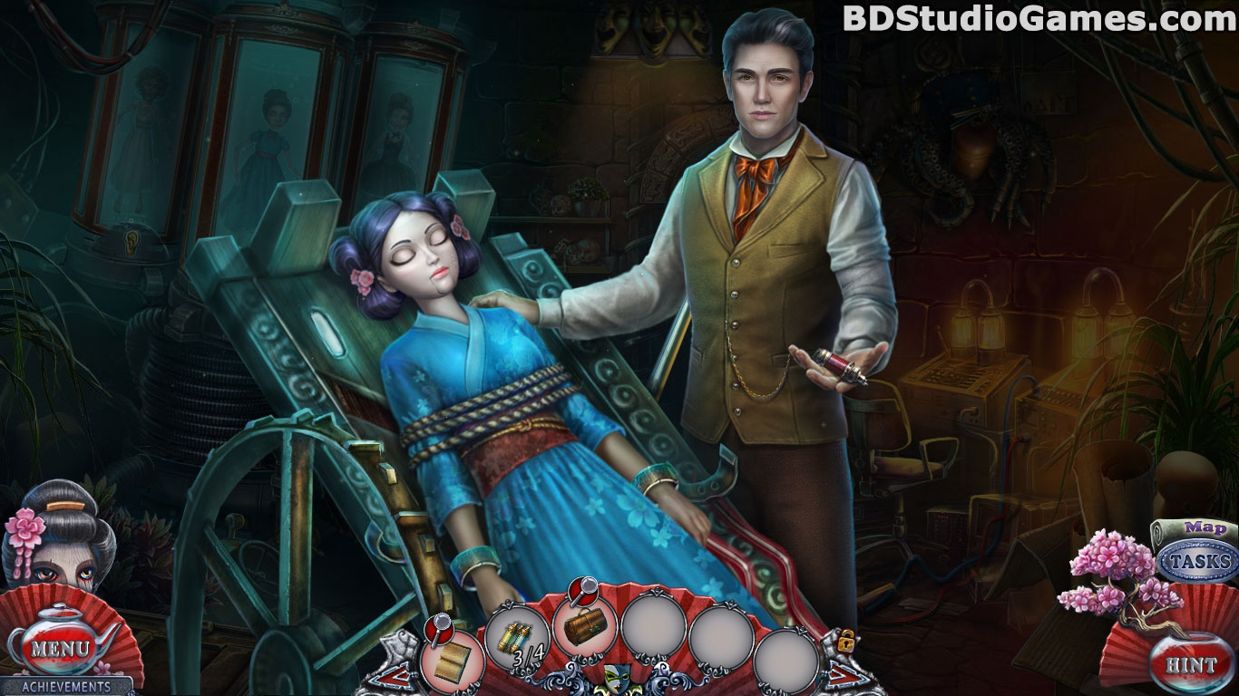 PuppetShow: Porcelain Smile Collector's Edition Free Download Screenshots 12