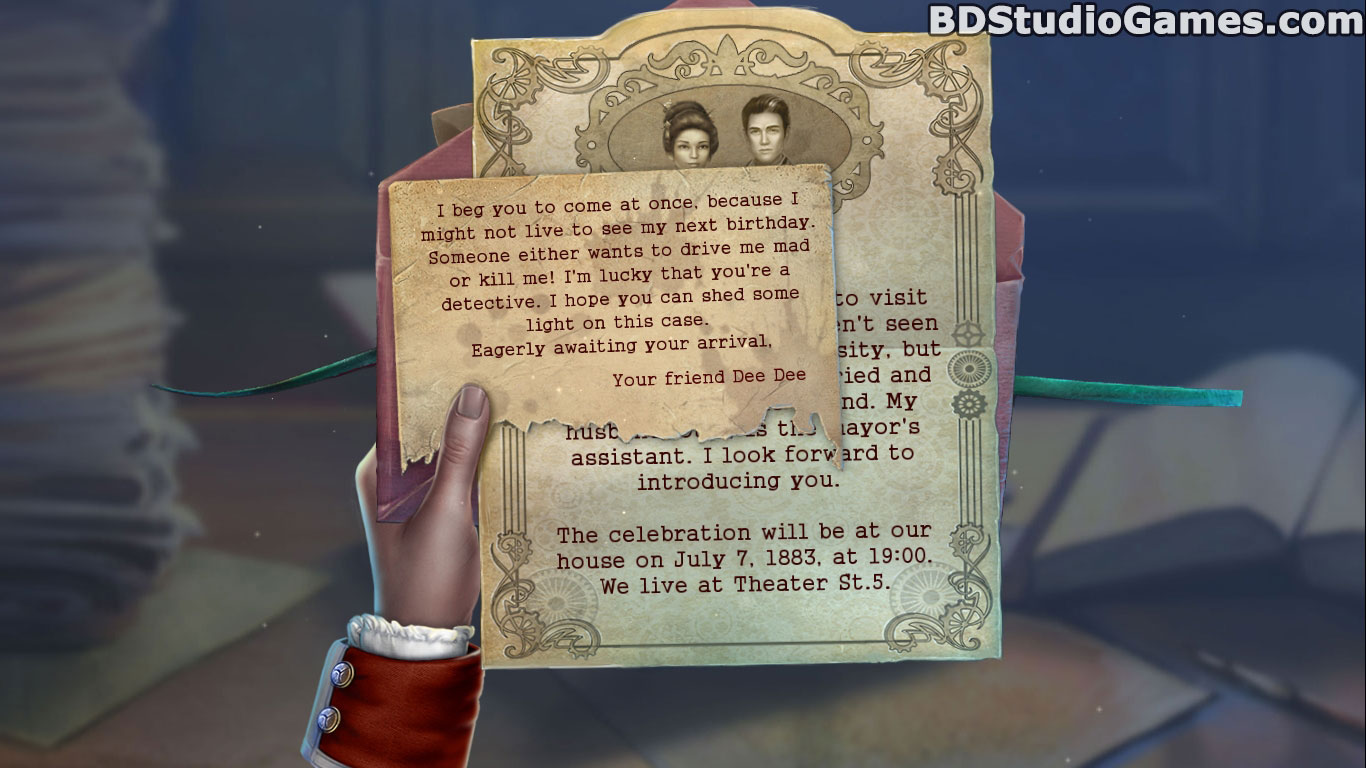 PuppetShow: Porcelain Smile Collector's Edition Free Download Screenshots 2