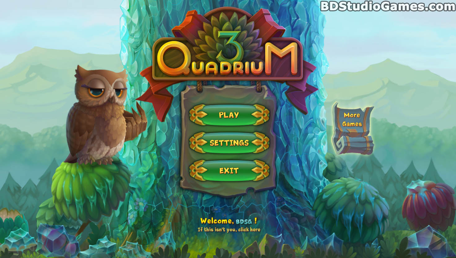 Quadrium 3 Game Free Download Screenshots 01