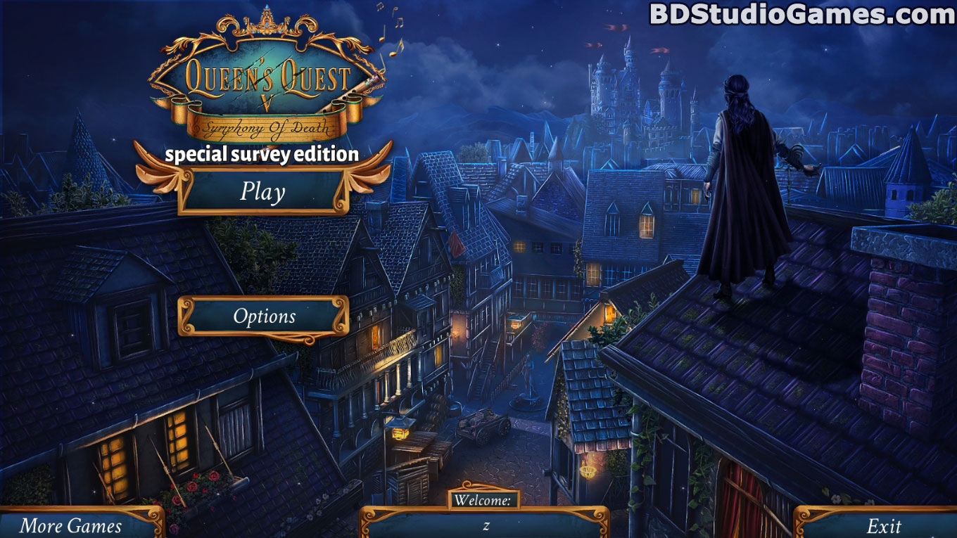 Queens Quest 5: Symphony of Death Collector's Edition Free Download Screenshots 2