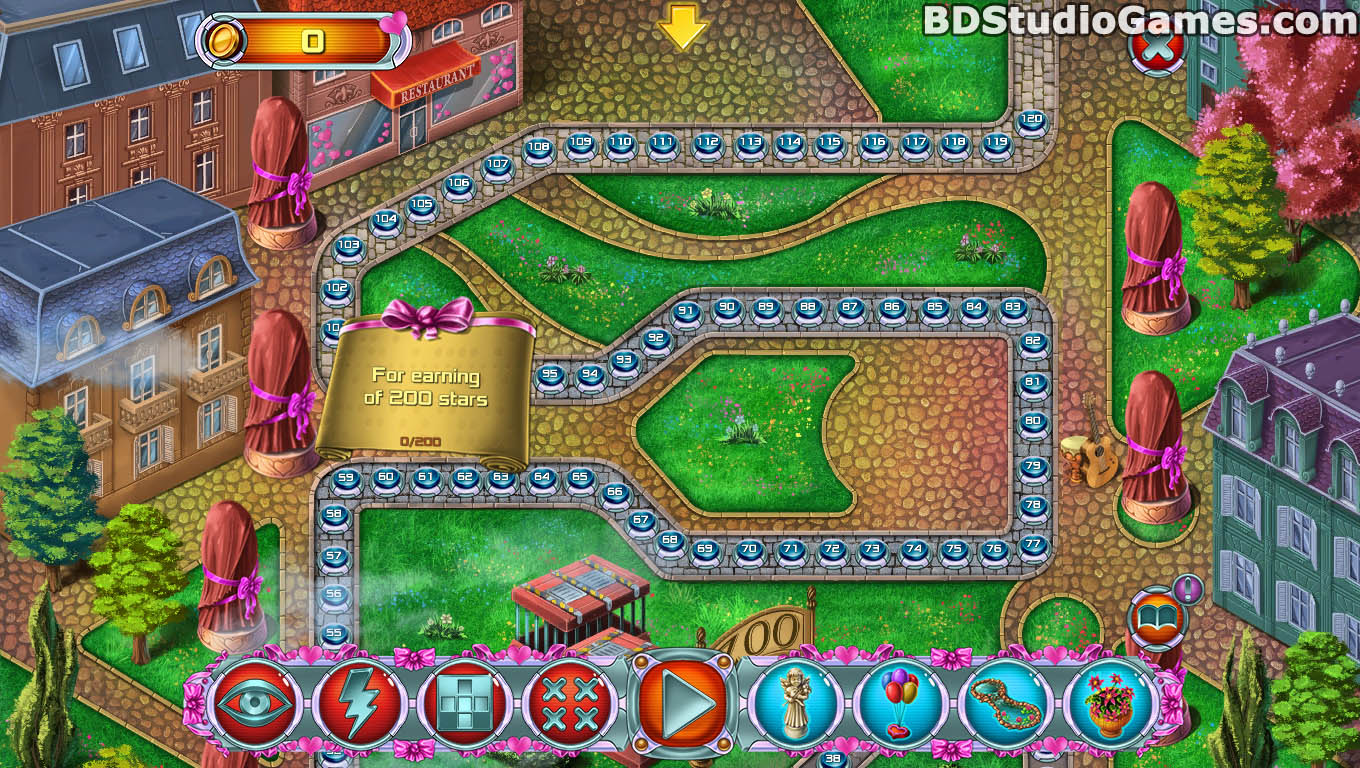 Rainbow Mosaics 11: Helper's Valentine Game Free Download Screenshots 06