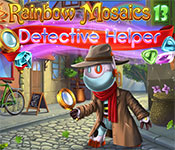 Rainbow Mosaics 13: Detective Helper Free Download