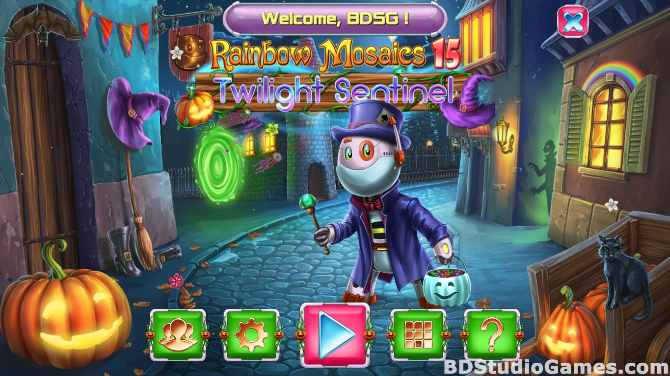 Rainbow Mosaics 15: Twilight Sentinel Free Download Screenshots 01