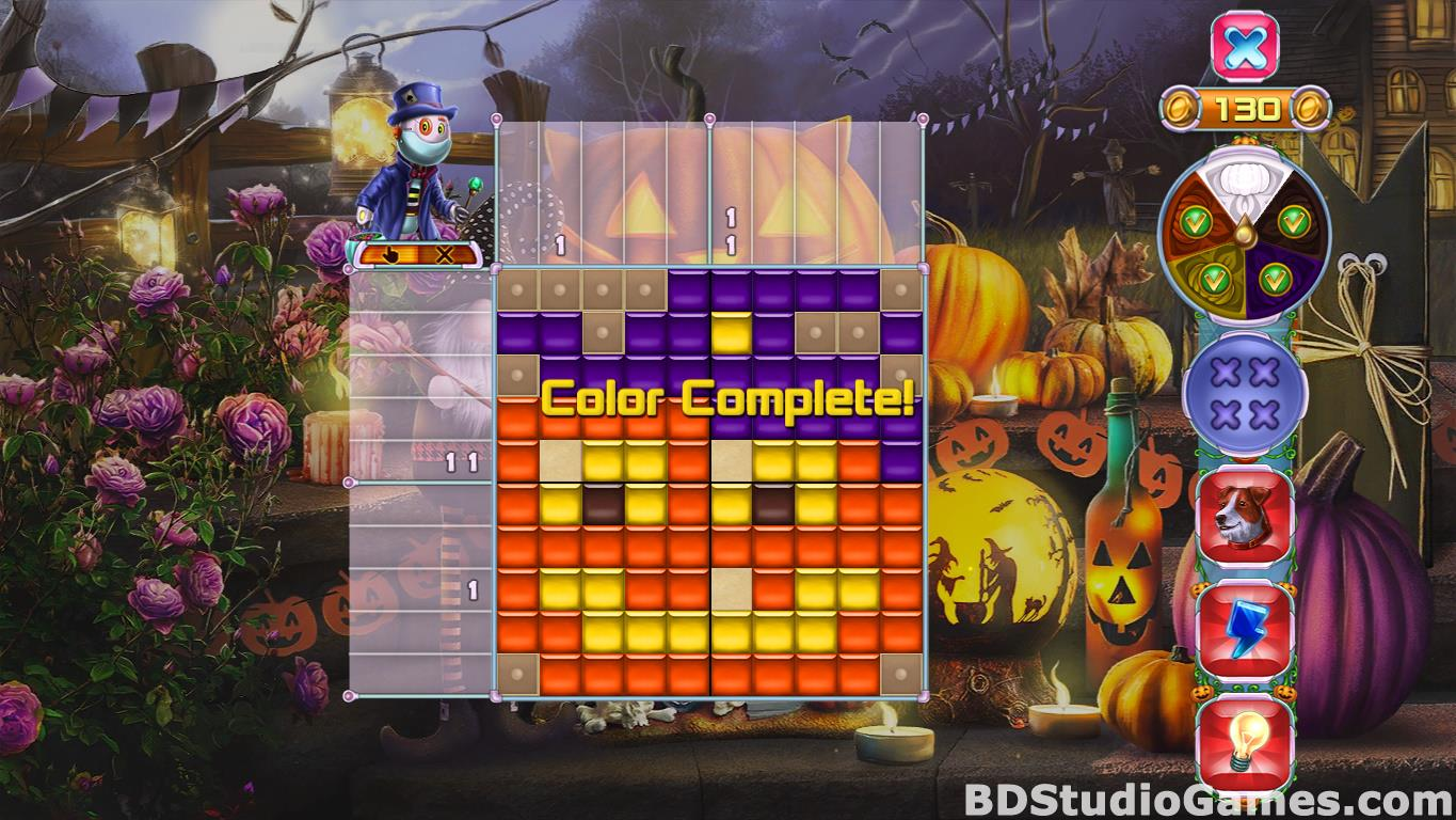 Rainbow Mosaics 15: Twilight Sentinel Free Download Screenshots 11