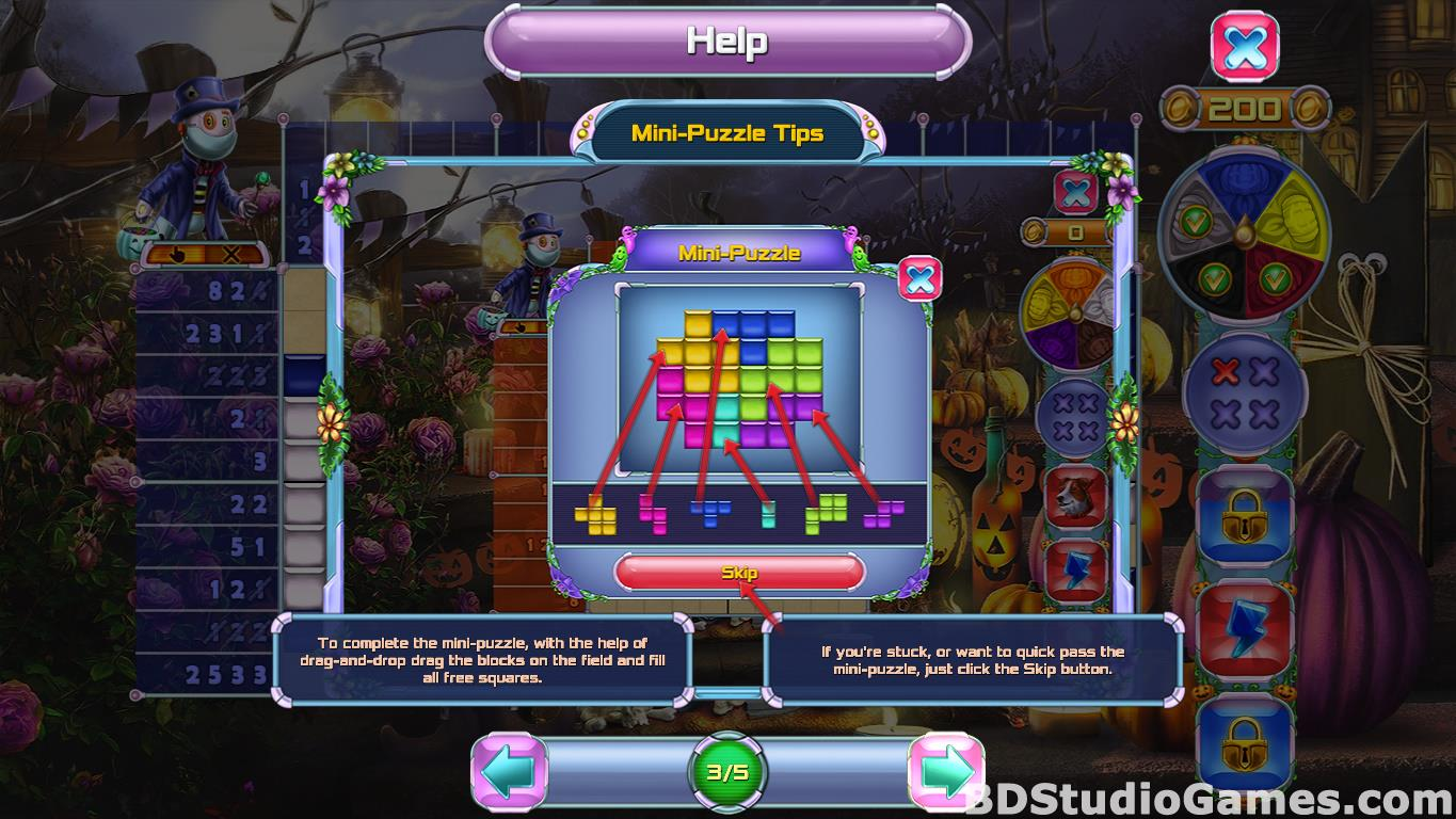 Rainbow Mosaics 15: Twilight Sentinel Free Download Screenshots 15