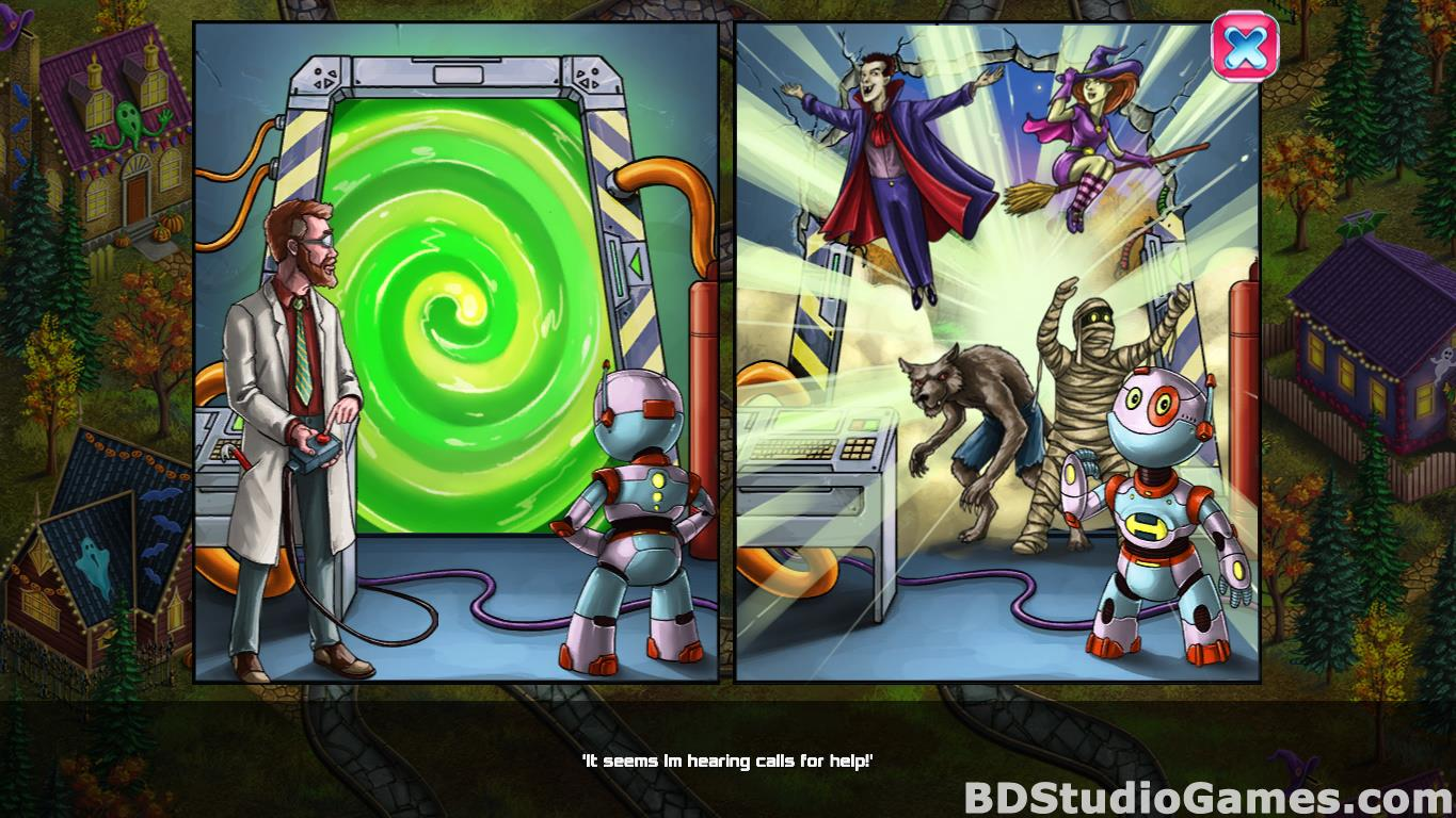 Rainbow Mosaics 15: Twilight Sentinel Free Download Screenshots 04