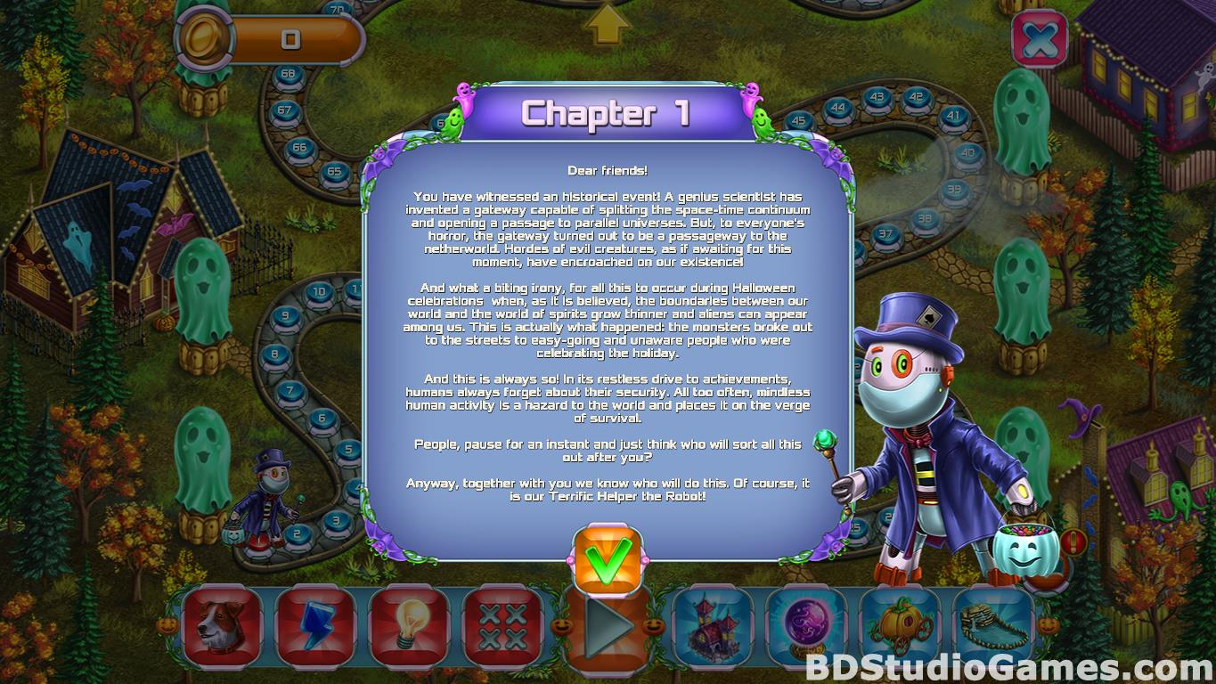 Rainbow Mosaics 15: Twilight Sentinel Free Download Screenshots 05