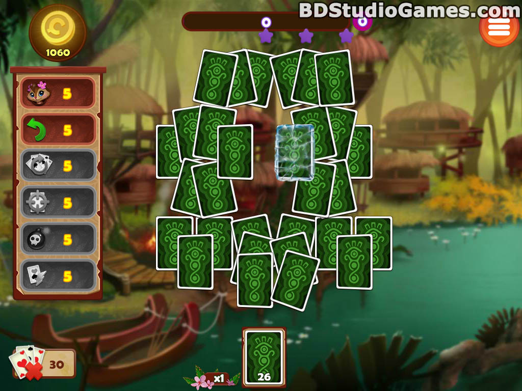 Rainforest Solitaire 2 Trial Version Free Download Full Version Buy Now Screenshots 10