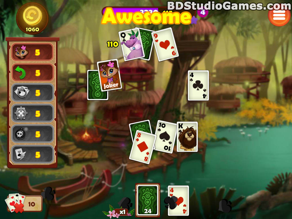 Rainforest Solitaire 2 Trial Version Free Download Full Version Buy Now Screenshots 11