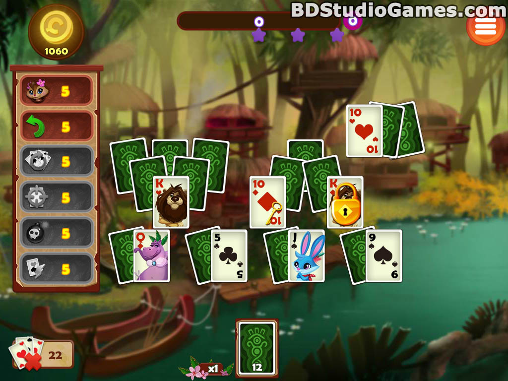 Rainforest Solitaire 2 Trial Version Free Download Full Version Buy Now Screenshots 12