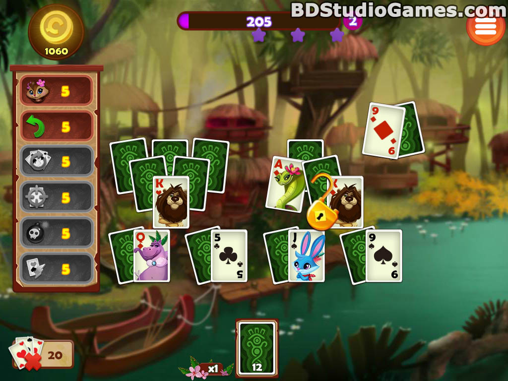 Rainforest Solitaire 2 Trial Version Free Download Full Version Buy Now Screenshots 13