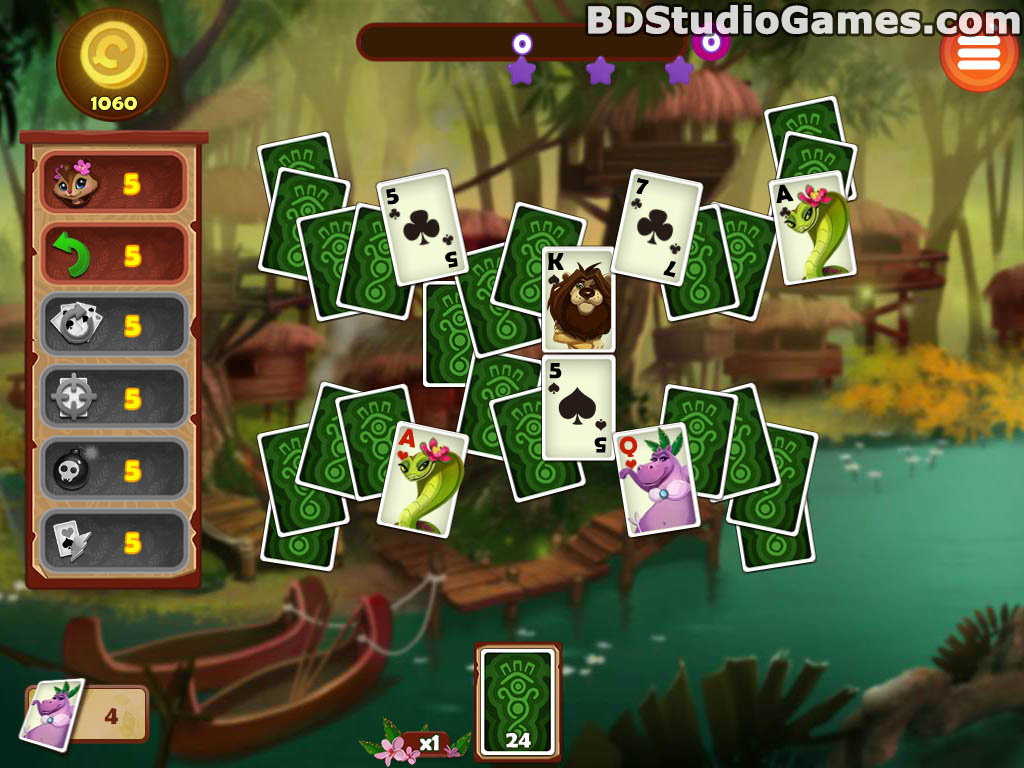 Rainforest Solitaire 2 Trial Version Free Download Full Version Buy Now Screenshots 14